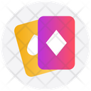 Two Aces Cards Game Playing Cards Icon