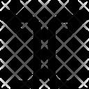Two Arrow Icon