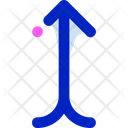 Two Arrow Way Direction Icon