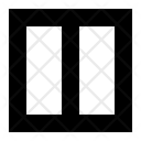 Two Collumn Grid Icon
