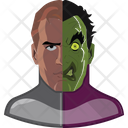 Two Face Icon