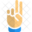 Two Finger Icon