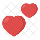 Two Hearts Emoji Icon