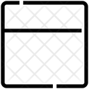 Layout Grid Sections Icon