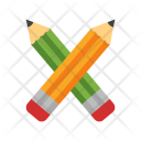 Two pencils Icon
