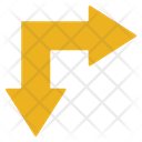 Two Side Arrow Icon