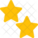 Two Star Icon