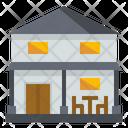 Two-storey-house Icon