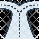 Options Infographics Path Icon