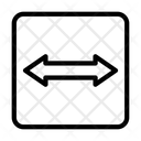 Arrow Direction Leftright Icon