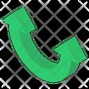 Two Way Arrow Icon
