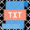 Txt File Icon