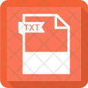 Txt file Icon