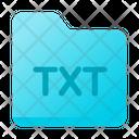TXT Folder Icon