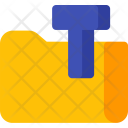 Type Folder Icon