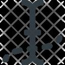 Type On Curve Icon