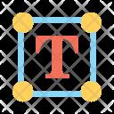Type Graphic Design Icon