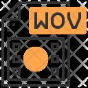 Type Wov File Icon