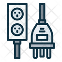 Type K Electrical Port Icon