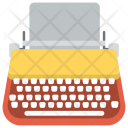 Typewriter Paper App Icon