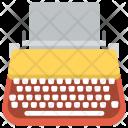 Typewriter Paper App Icon