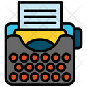 Typewriter Type Writer Icon Icon