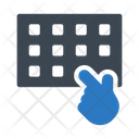 Typing Press Security Icon