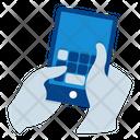 Typing Keypad Button Icon