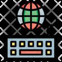 Typing Programming Coding Icon