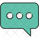 Typing Chat Chatting Icon