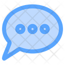 Typing Message Typing Chat Icon
