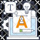 Textbox Editbox Text Type Icon