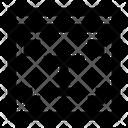 Typography Seo Web Icon