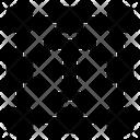 Alphabet Typography Font Icon