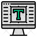 Typography Text Font Icon