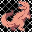 Tyrannosaurus Icon