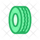 Disk Vehicle Tire Icon