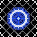 Tyre Wheel Tire Icon