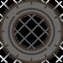 Tyre Tire Wheel Icon