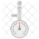 Tyre Gauge Icon