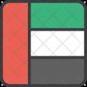 Uae United Arab Icon