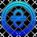Uah Hryvnia Ukraine Icon