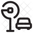 Uber Stop Icon