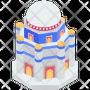 Uch Sharif Mausoleum Religious Building Icon
