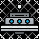 Ufo Space Universe Icon