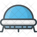 Ufo Cosmos Space Icon