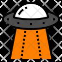Ufo Alien Spcae Icon