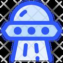 Ufo Alien Space Icon
