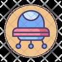 Mufo Ufo Alien Icon