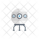 Ufo Spaceship Travel Icon